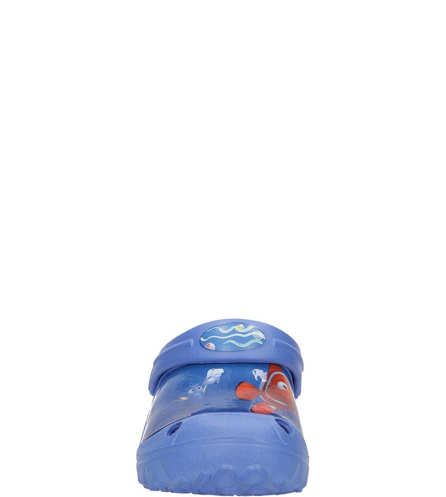 Dziecięce KLAPKI KONDOR NCRFD02 niebieski;;