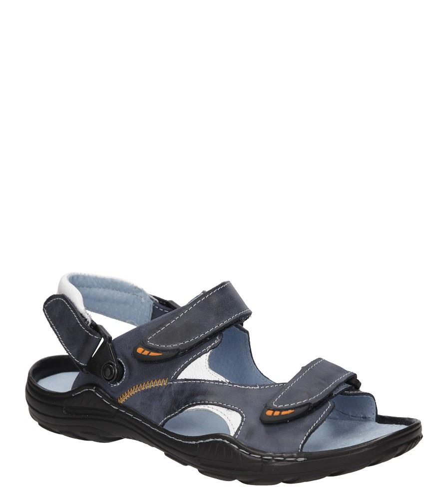 Sandały skórzane Windssor 362
