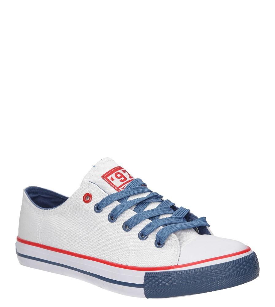 Damskie TRAMPKI CASU S16-F-OT-13 biały;niebieski;