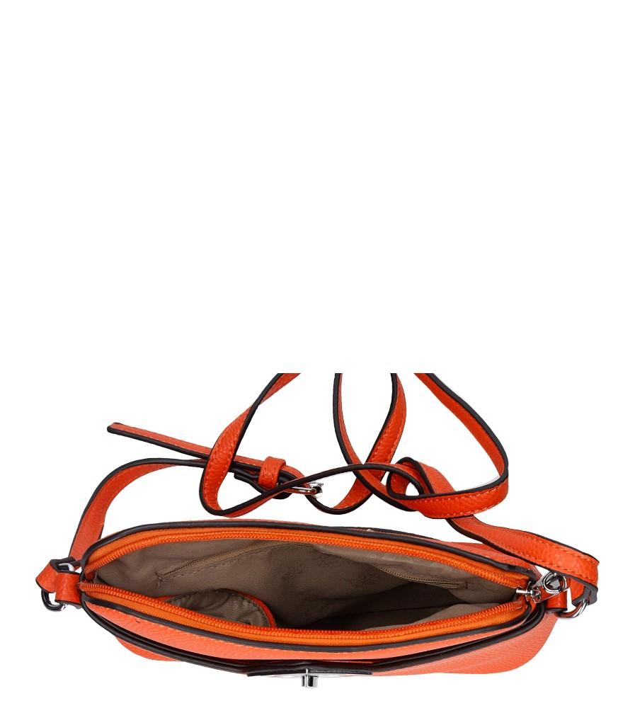 Damskie TOREBKA M9106 pomarańczowy;;