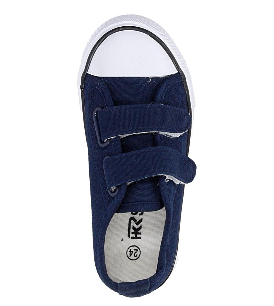 Dziecięce TRAMPKI 3TX-JM86016E niebieski;;