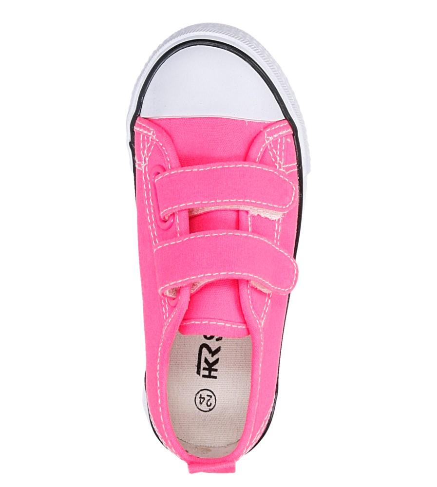 Dziecięce TRAMPKI 3TX-JM86016E różowy;;