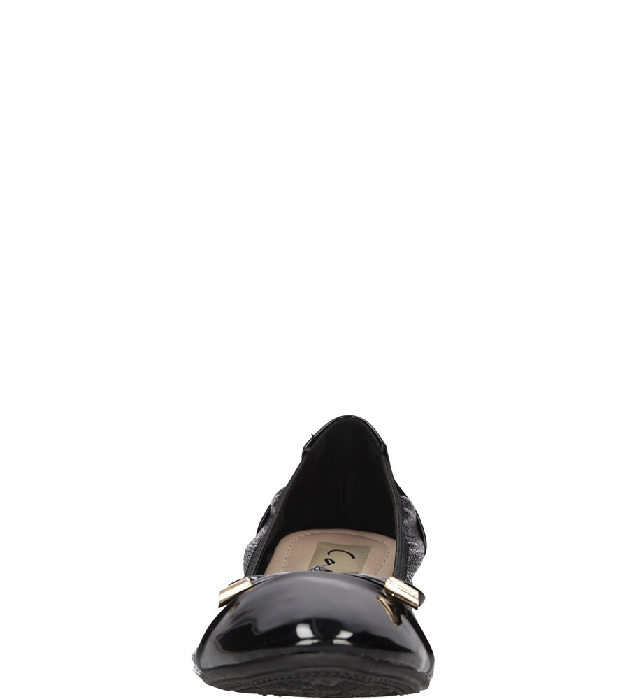 BALERIN CASU F168 kolor czarny