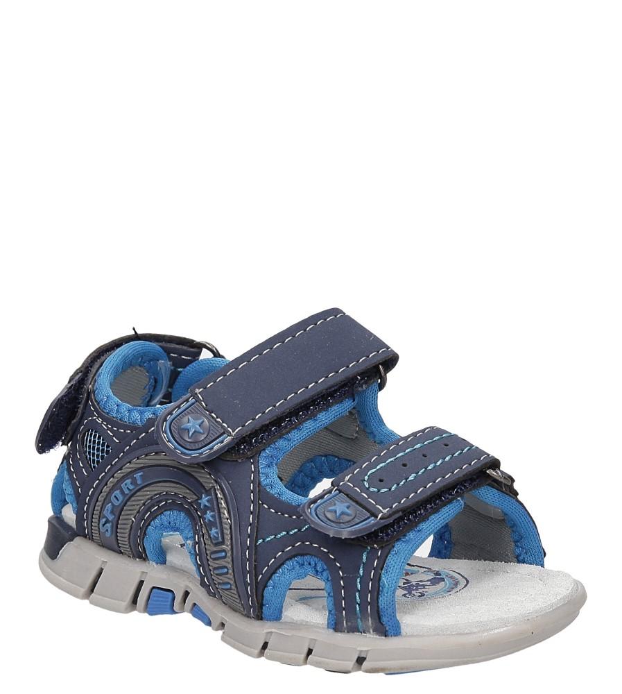 Sandały na rzepy Casu A1299-22 producent Casu