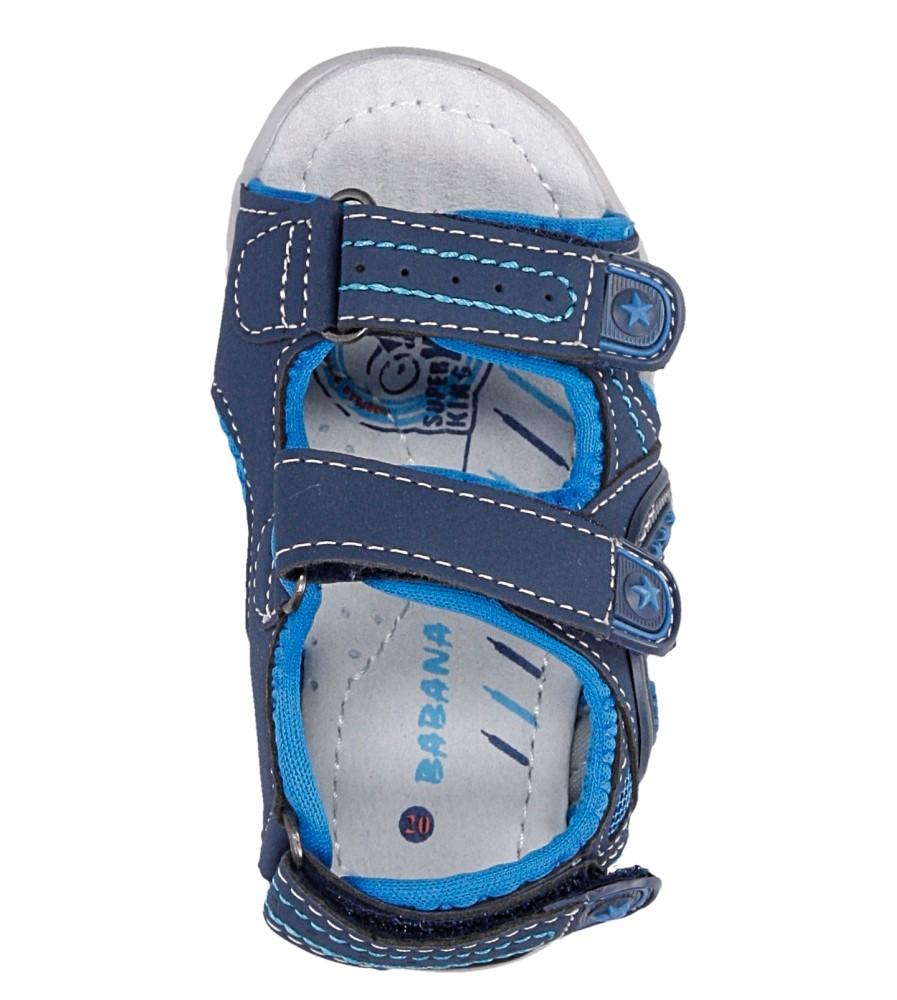 Sandały na rzepy Casu A1299-22 wysokosc_obcasa 2 cm