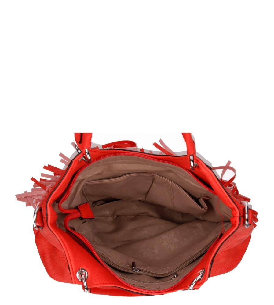 Damskie TOREBKA 1847 czerwony;;