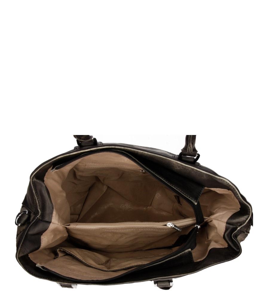 Damskie TOREBKA 6755 czarny;;