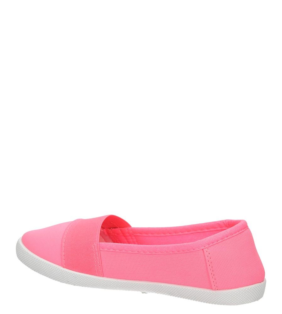 TRAMPKI HT04-1C-4 kolor różowy