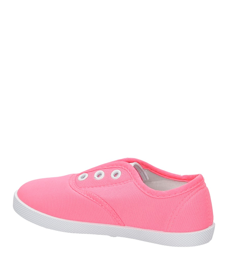 TRAMPKI 711D kolor różowy