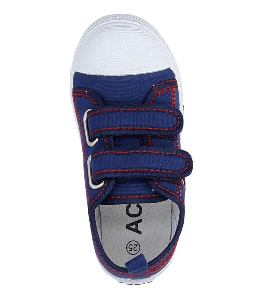 Dziecięce TRAMPKI FY1501B niebieski;;