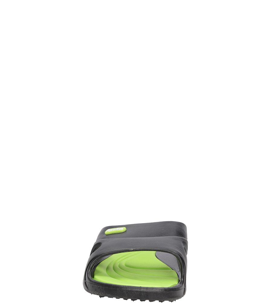 Męskie KLAPKI AMERICAN F-3060 czarny;zielony;