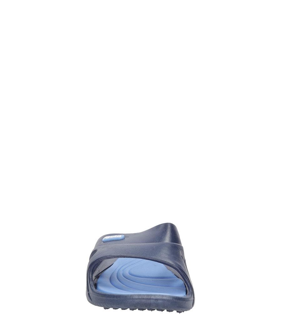 Dziecięce KLAPKI AMERICAN F-3060 niebieski;niebieski;
