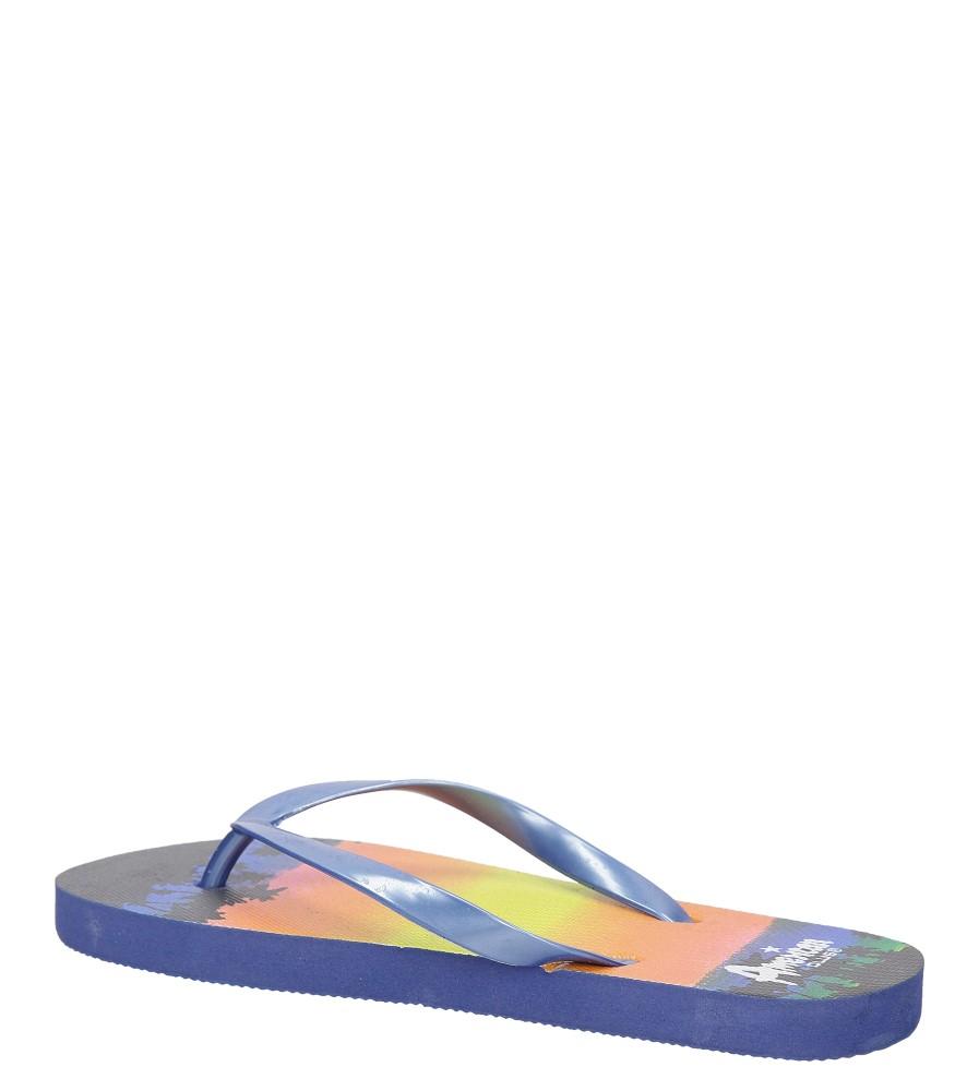 JAPONKI AMERICAN A092-140529-19 kolor multi kolor, niebieski