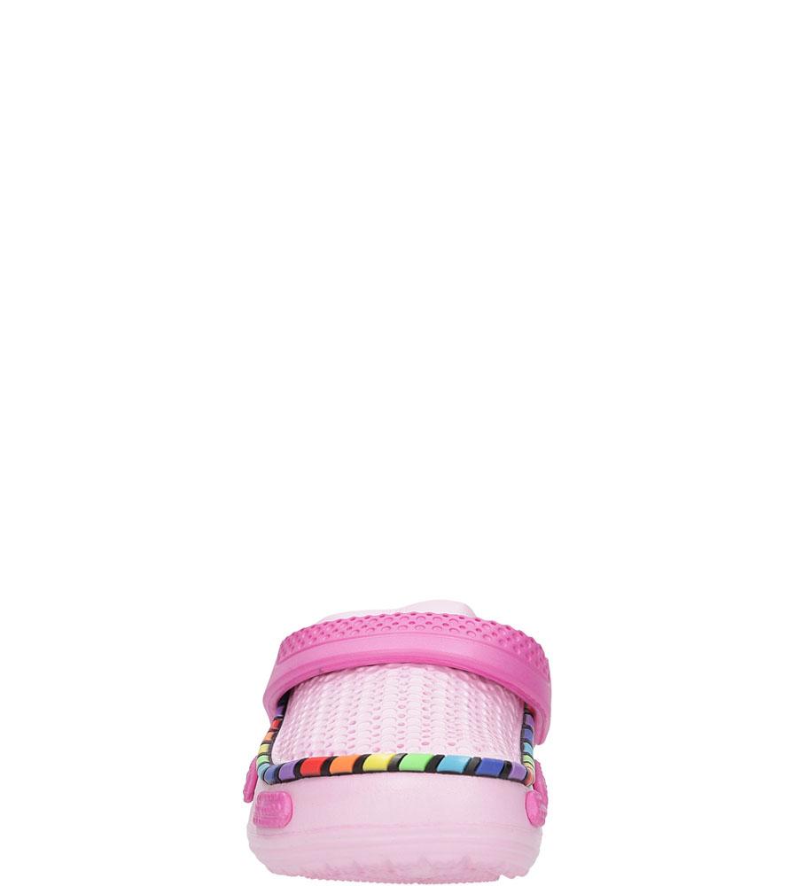 Dziecięce KLAPKI AMERICAN LC-A078003-2 różowy;różowy;
