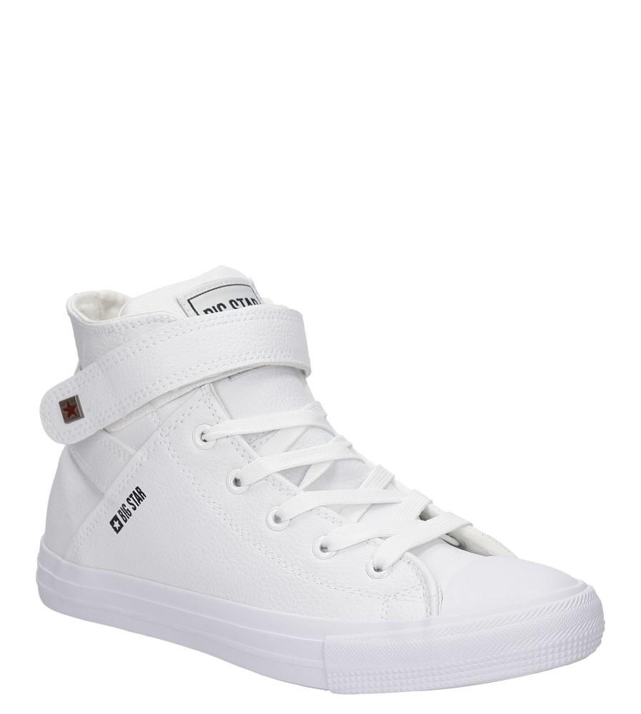 Damskie TRAMPKI BIG STAR V274541 biały;;