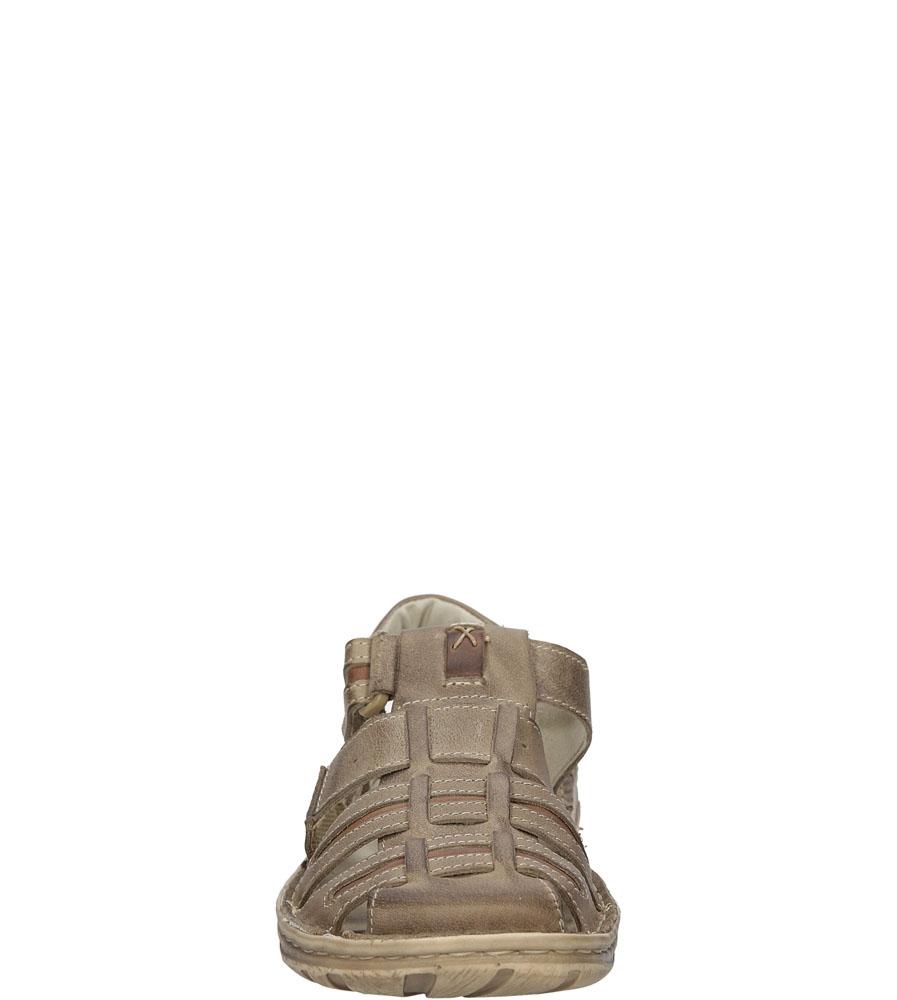 Sandały skórzane Windssor 230 sezon Lato
