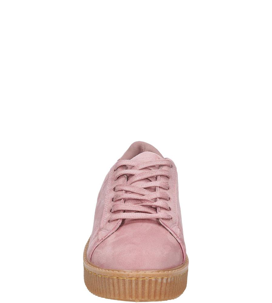 CREEPERSY CASU XY16293 kolor różowy