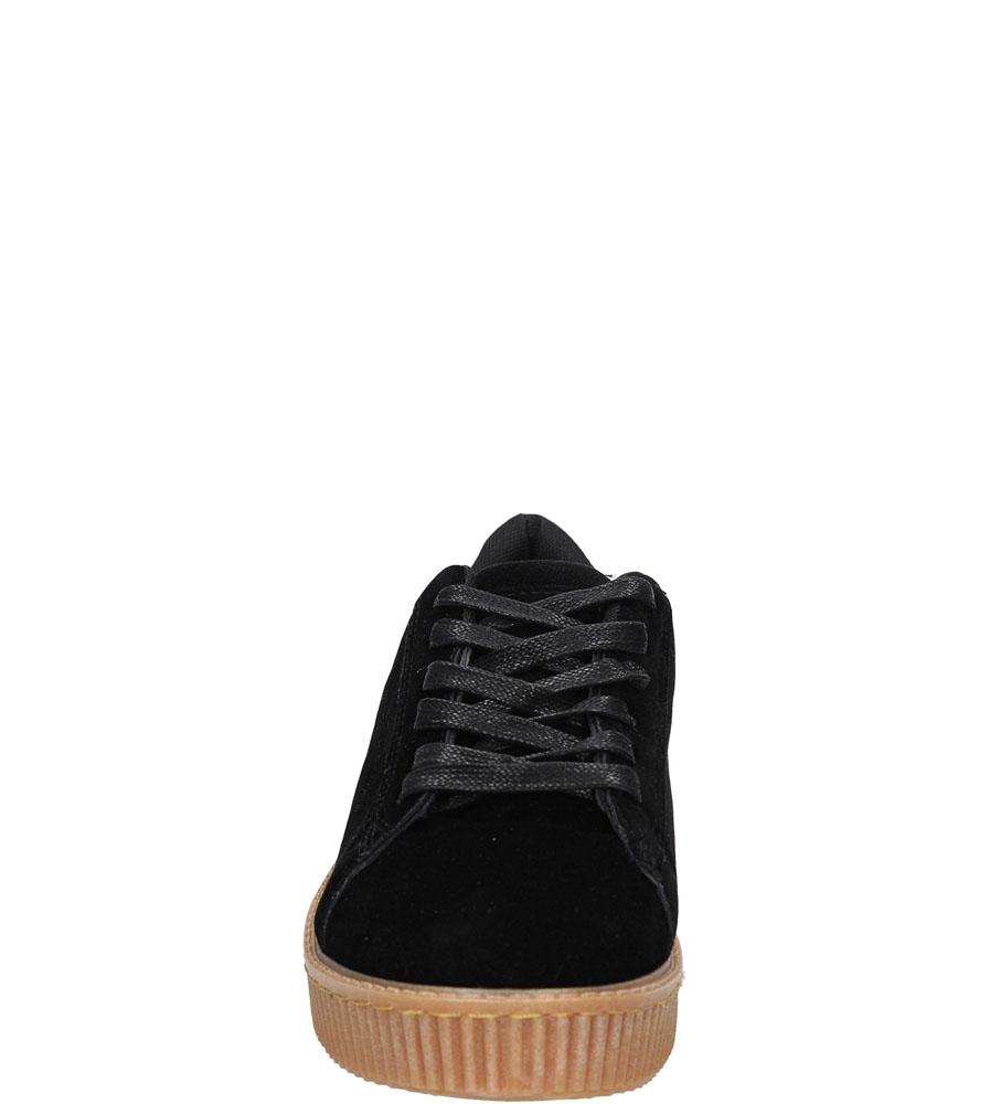 CREEPERSY CASU XY16293 kolor czarny