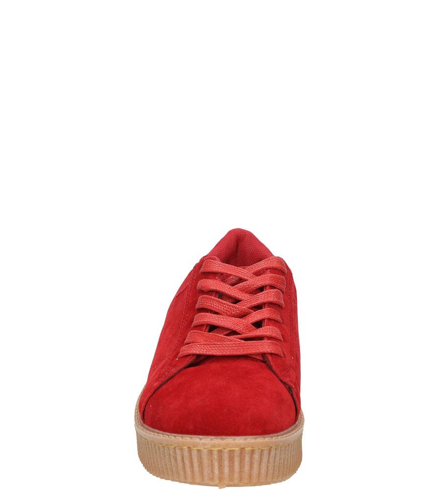 CREEPERSY CASU XY16293 kolor czerwony