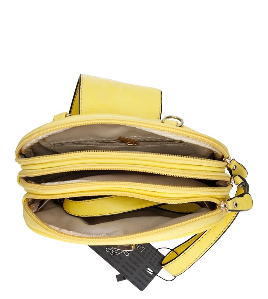 Damskie TOREBKA W-9924 żółty;;