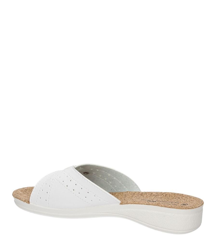 KLAPKI KONDOR VA-100-1 kolor biały