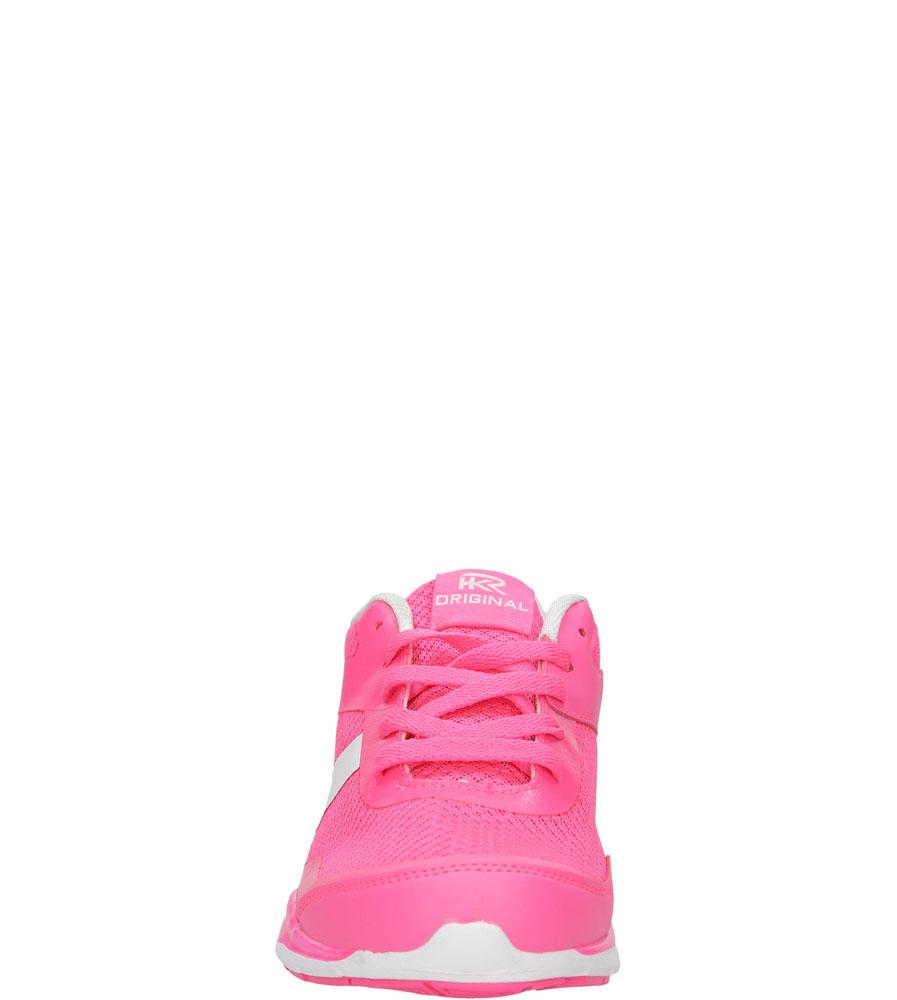 Damskie SPORTOWE CASU 7ACH-16002 różowy;biały;