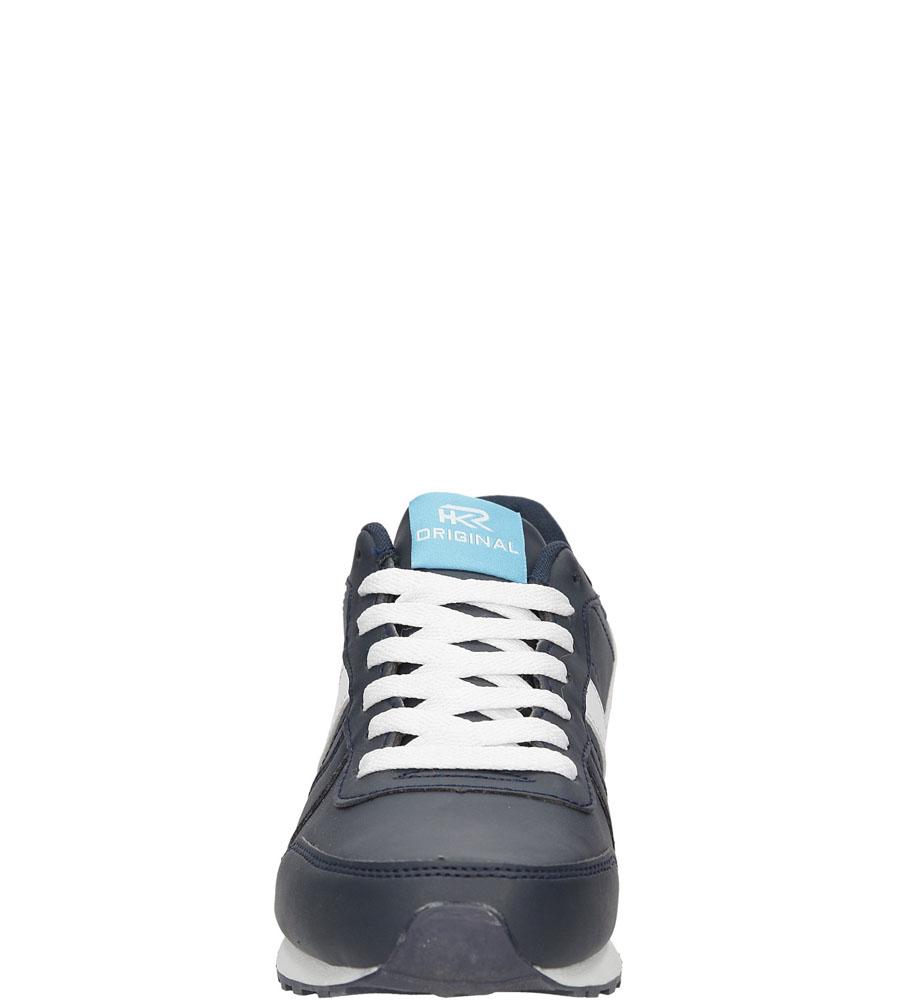 Męskie SPORTOWE CASU 7ACH-85648 niebieski;biały;