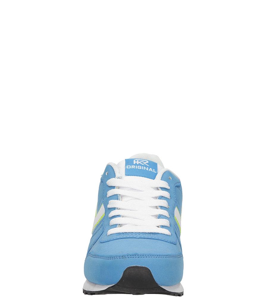 SPORTOWE CASU 7ACH-85700 kolor biały, niebieski, zielony