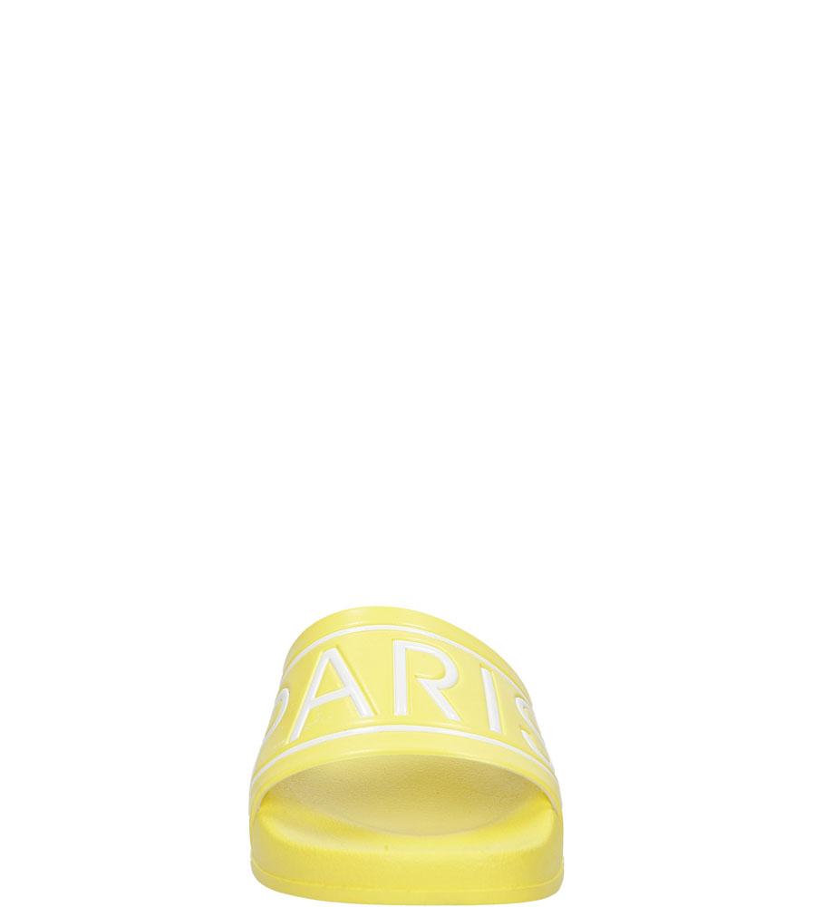 KLAPKI VICES S18 kolor żółty