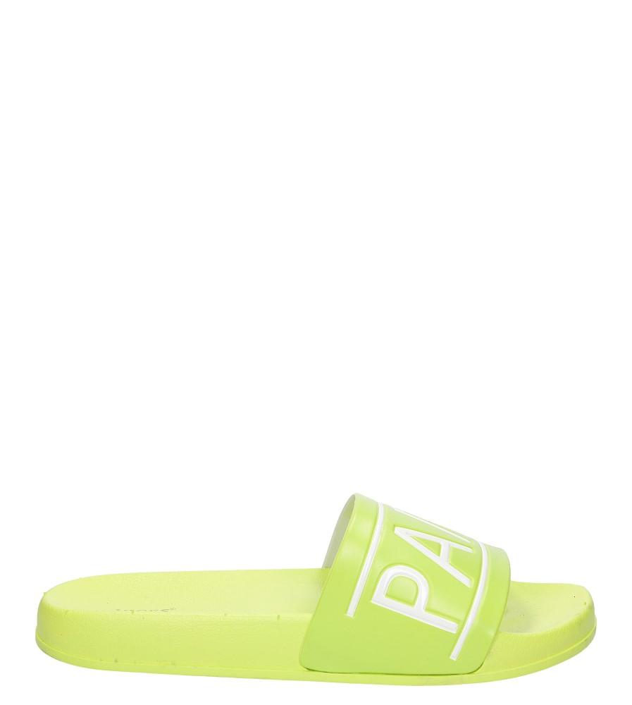 Damskie KLAPKI VICES S18 zielony;;