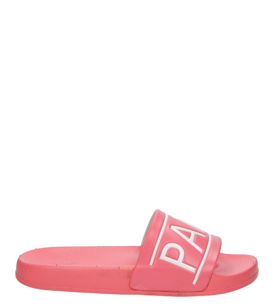 Damskie KLAPKI VICES S18 różowy;;