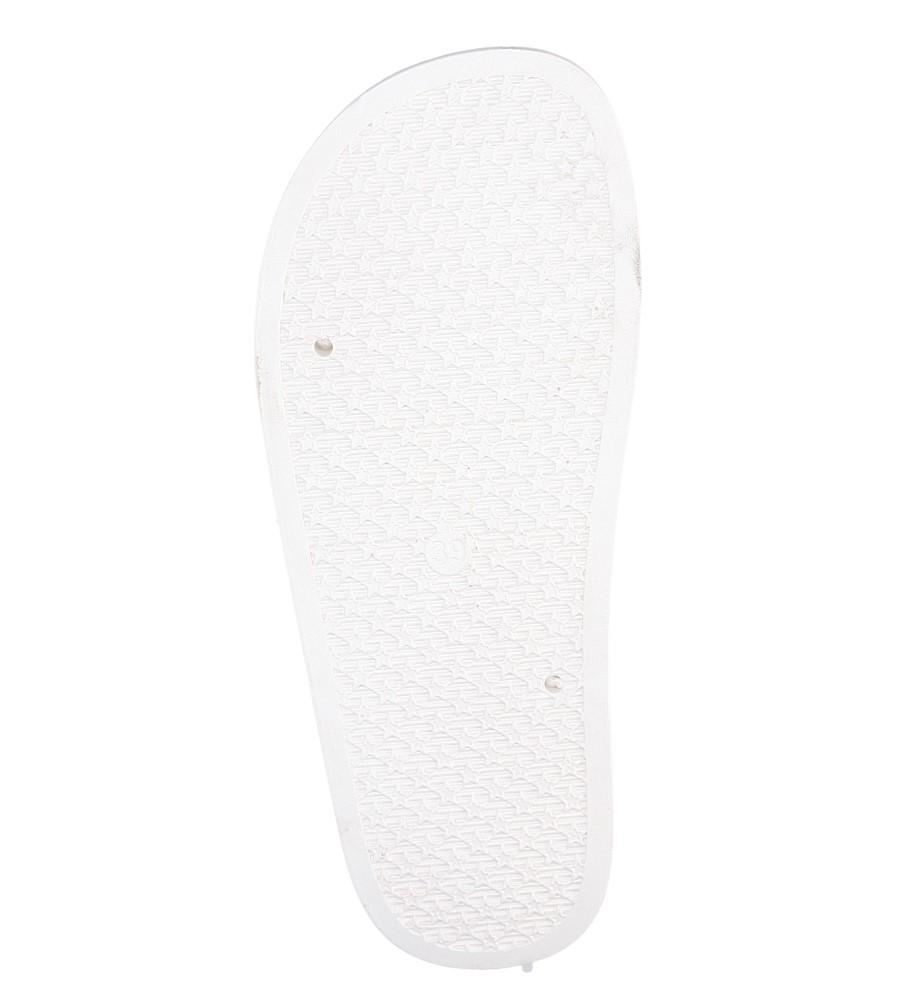 Damskie KLAPKI VICES S15 biały;czarny;