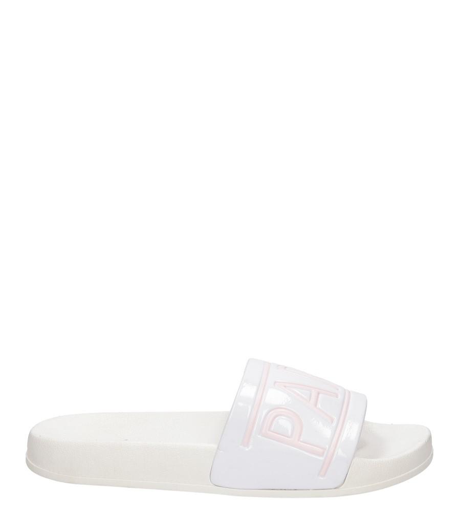 Damskie KLAPKI VICES S15 biały;brązowy;