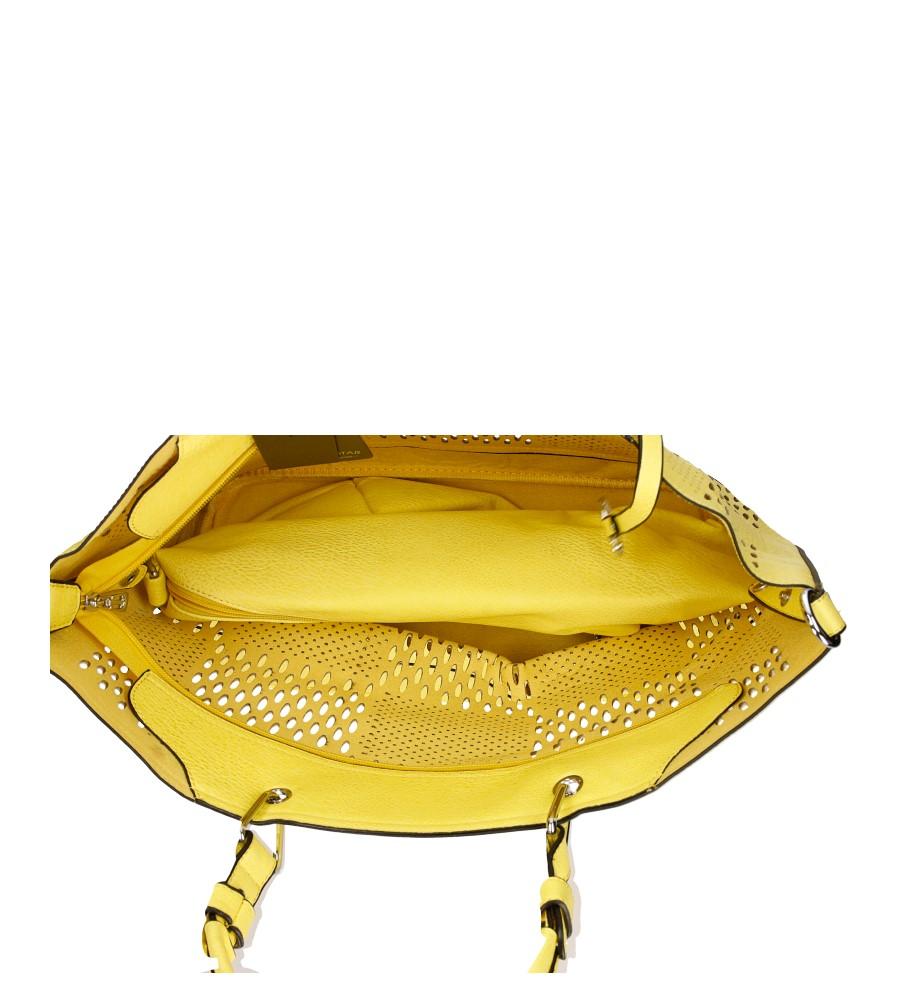 Damskie TOREBKA LS8680 żółty;;