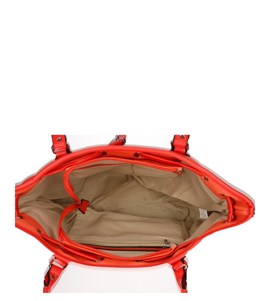 Damskie TOREBKA 29704 czerwony;;