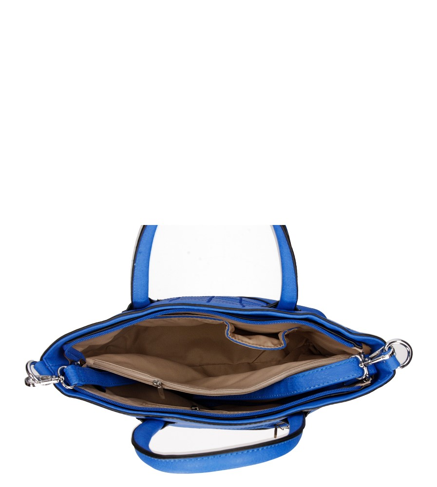Damskie TOREBKA C885 niebieski;;