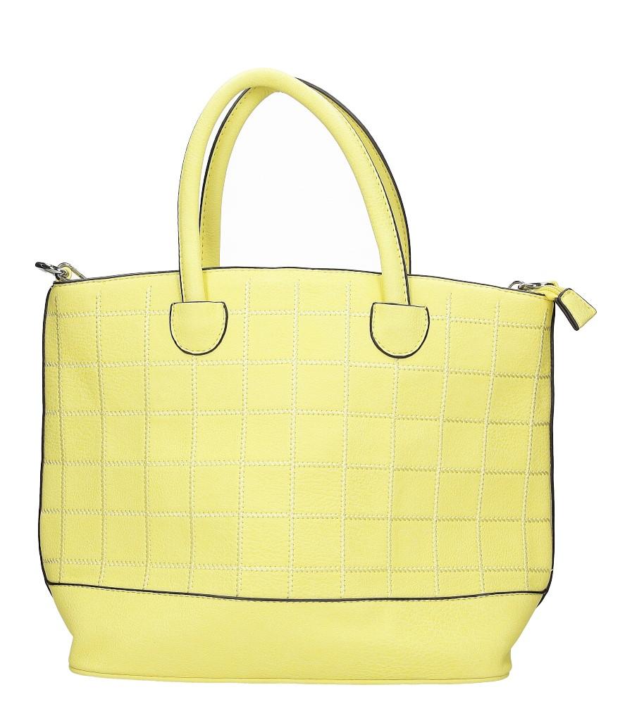 Damskie TOREBKA C885 żółty;;