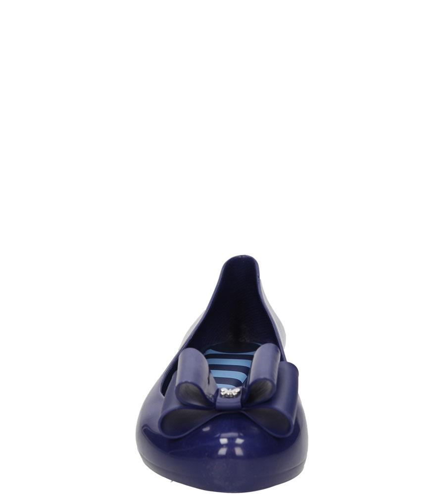 MELISKI ZAXY 81988 POP BOW FEM kolor niebieski