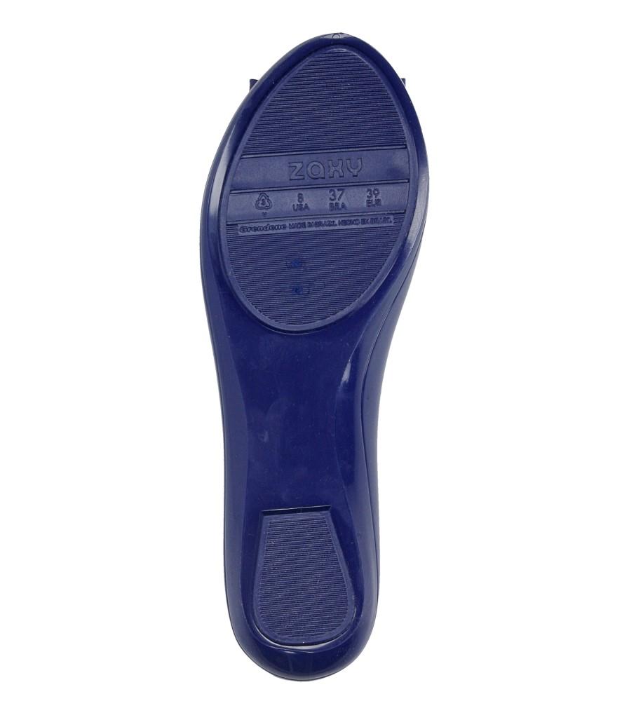 Damskie MELISKI ZAXY 81988 POP BOW FEM niebieski;;