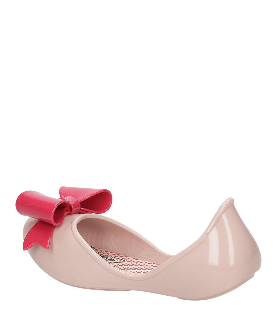 MELISKI ZAXY 82011 START BOW KIDS kolor różowy