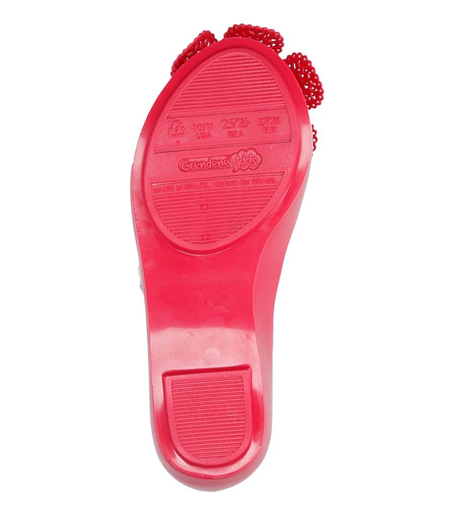 Dziecięce MELISKI ZAXY 82010 POP GARDEN KIDS różowy;;