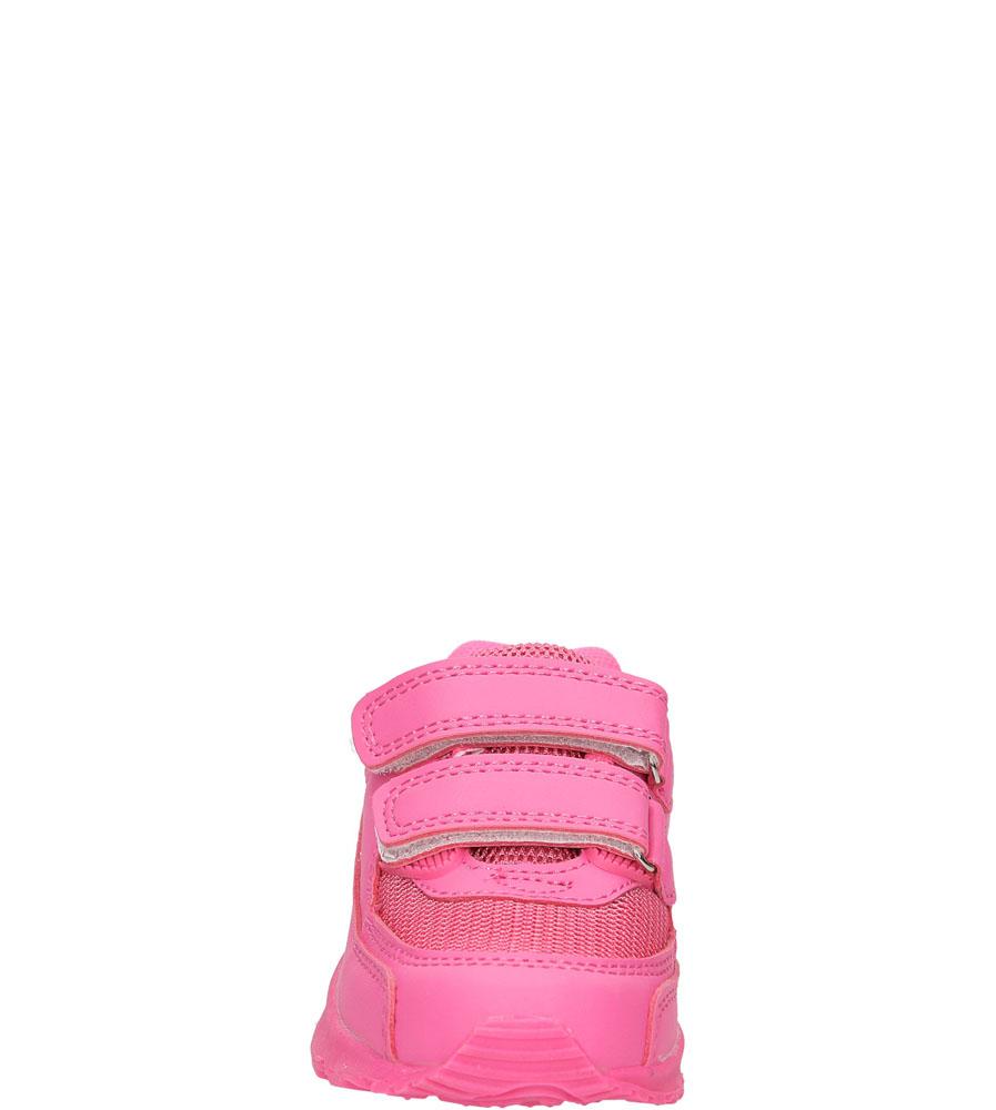 Dziecięce SPORTOWE CASU 3XC-7202 różowy;;