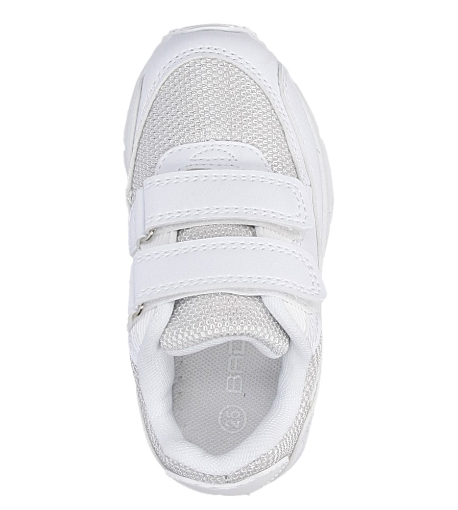 Dziecięce SPORTOWE CASU 3XC-7202 biały;;