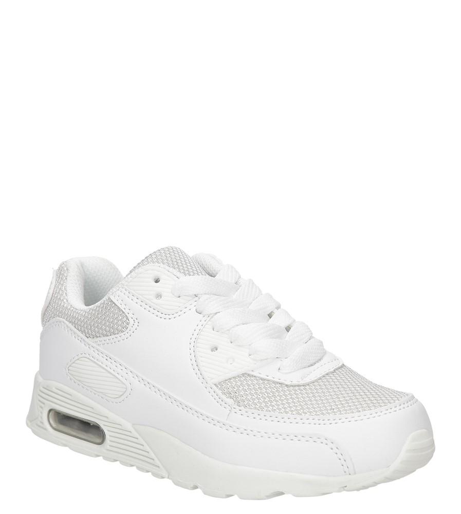 Dziecięce SPORTOWE CASU 5XC-7202-B biały;;