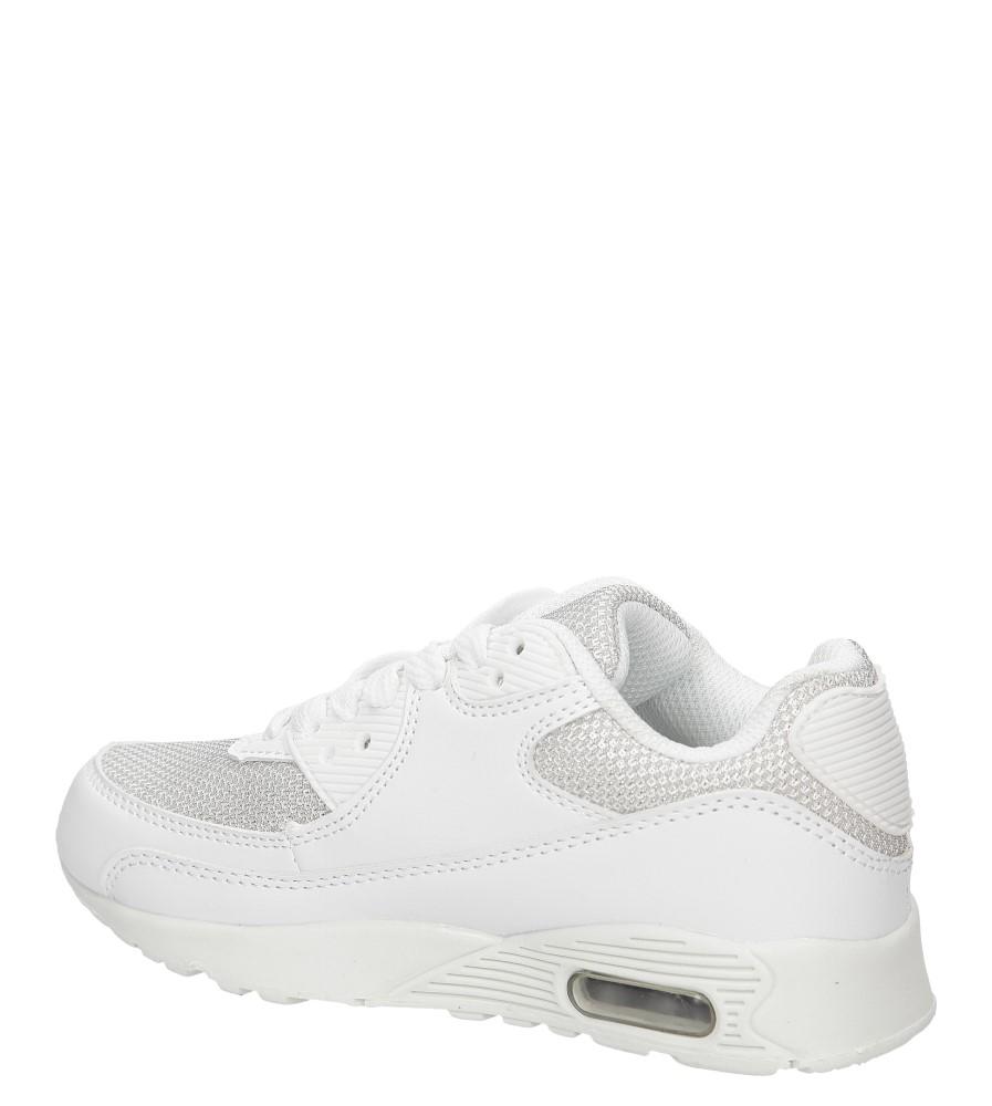 SPORTOWE CASU 5XC-7202-B kolor biały