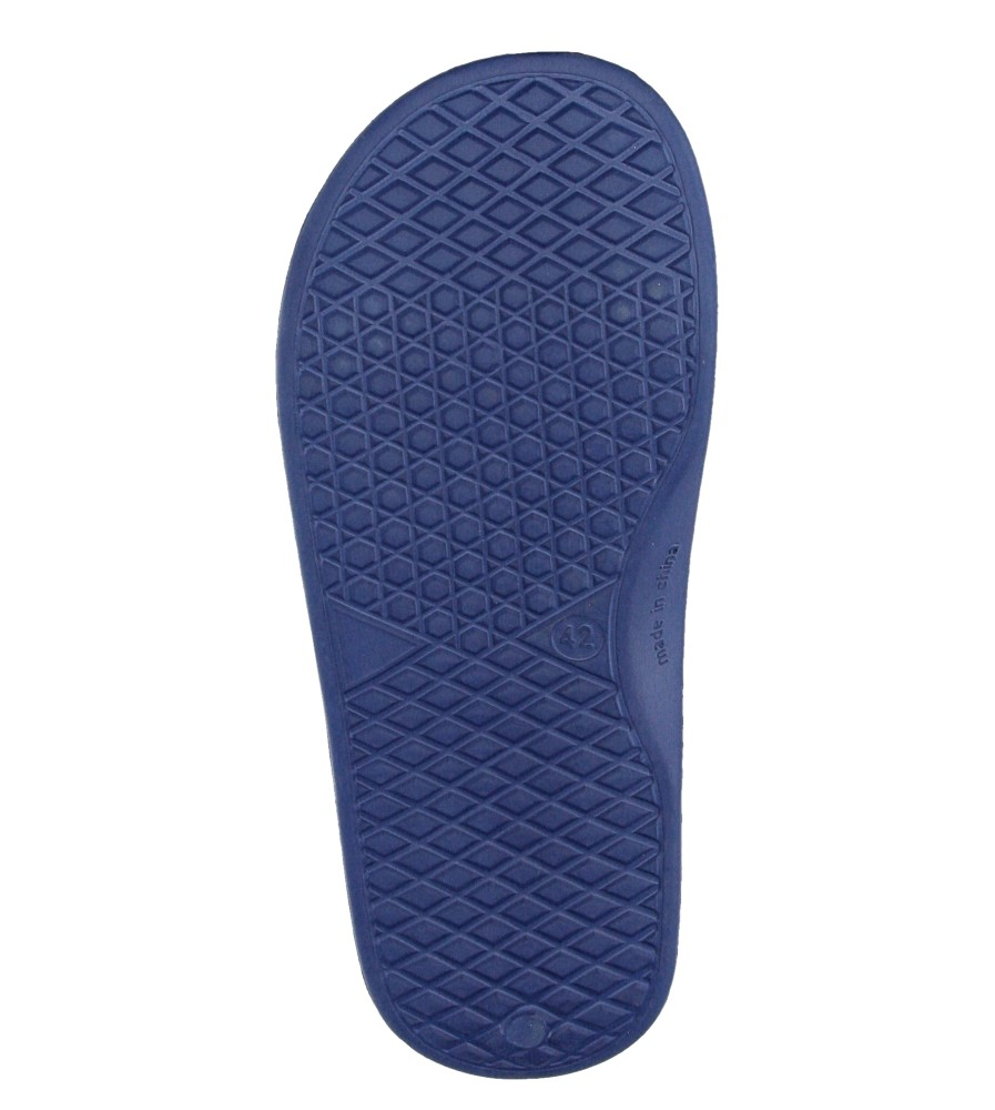 Damskie KLAPKI HASBY K811C niebieski;niebieski;