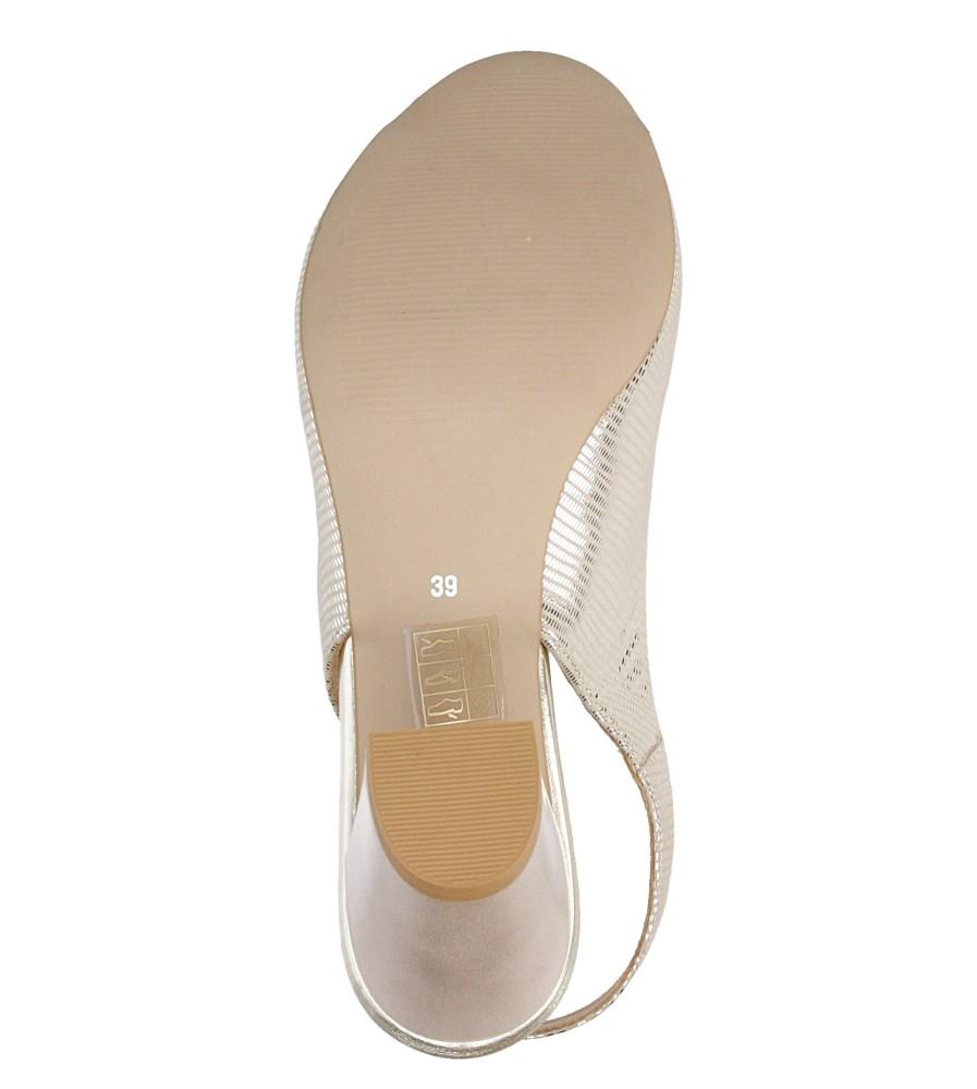Sandały na słupku Casu 1387 wys_calkowita_buta 12 cm