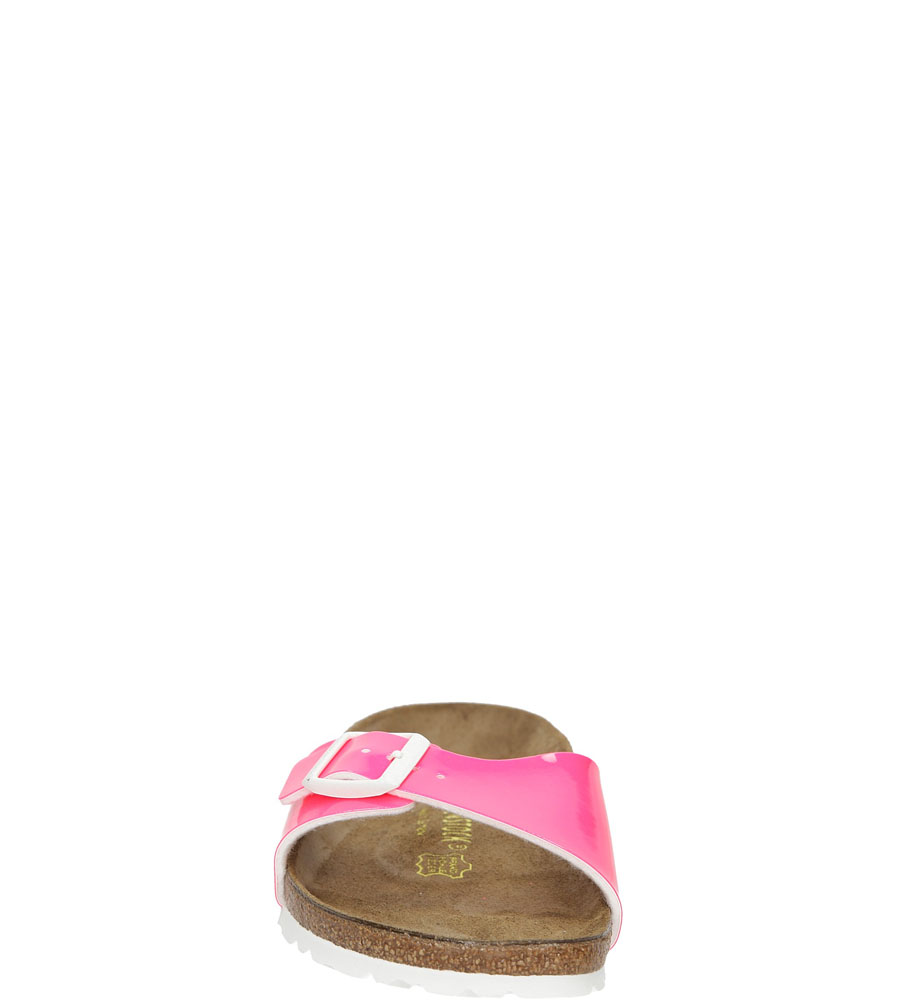KLAPKI BIRKENSTOCK 439793 kolor różowy