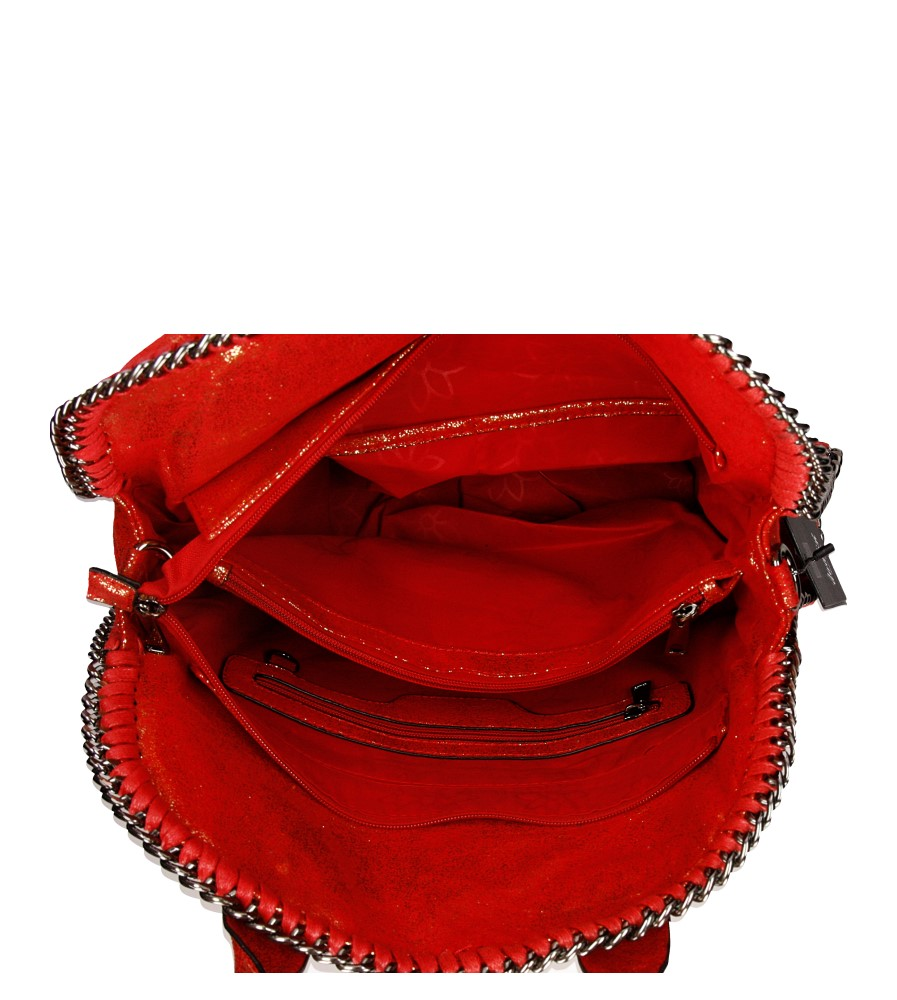 TOREBKA 3135-25D kolor czerwony