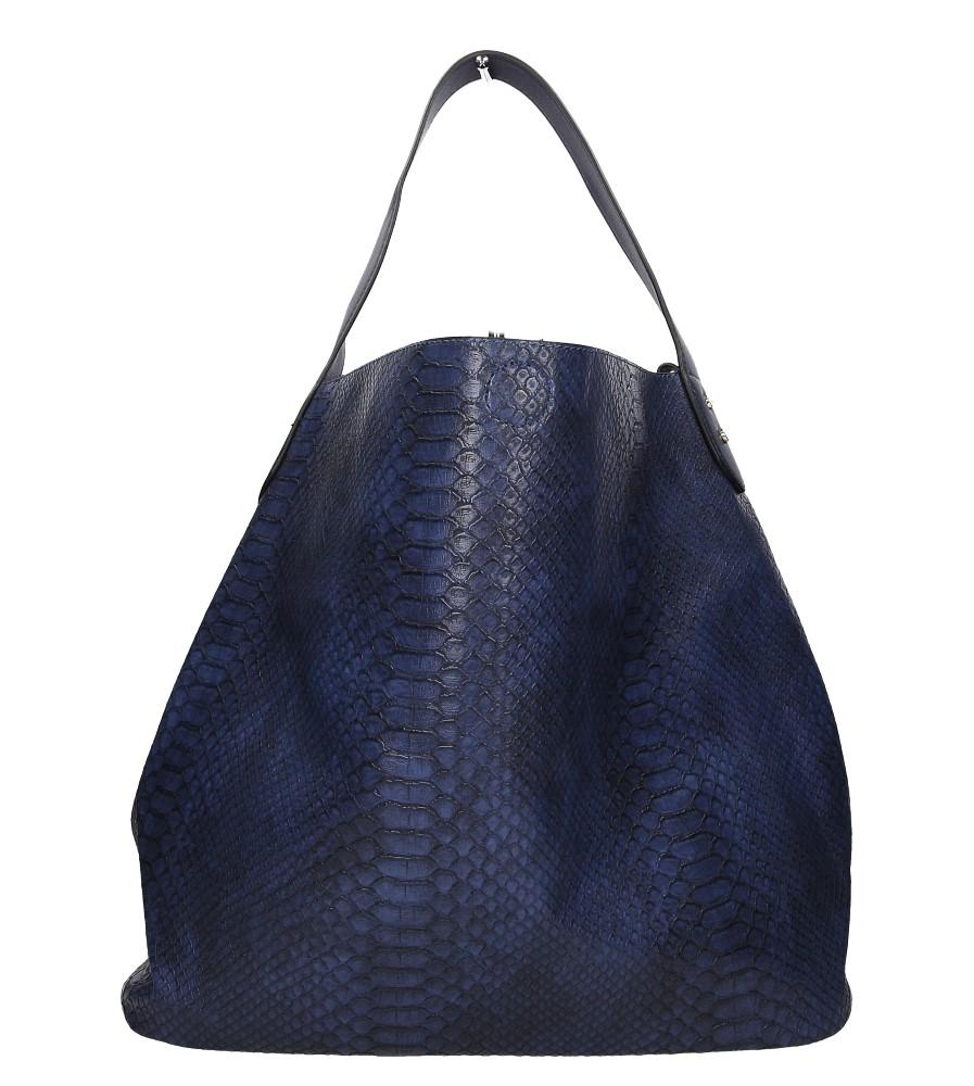 Damskie TOREBKA 8035-239G niebieski;;